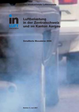 Titelbild Detaillierte Messdaten Ausgabe 2006