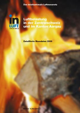 Titelbild Detaillierte Messdaten Ausgabe 2009