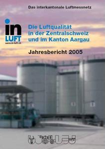 Titelbild Jahresbericht Ausgabe 2005