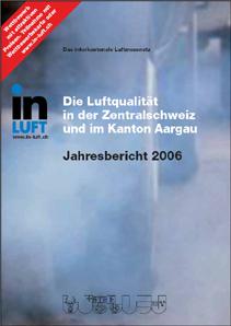 Titelbild Jahresbericht Ausgabe 2006