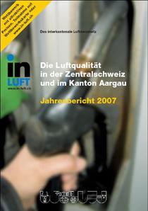 Titelbild Jahresbericht Ausgabe 2007
