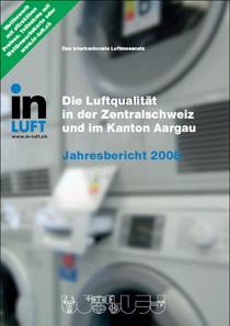 Titelbild Jahresbericht Ausgabe 2008