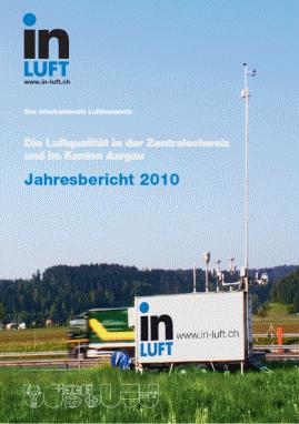 Titelbild Jahresbericht Ausgabe 2010