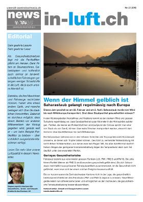 Titelbild news von umwelt-zentralschweiz.ch (Nr 2/2016)